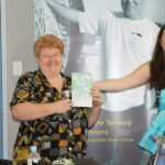 Congratulations to Julii Tyson from Kylie Paulsen for a job well done, and very much appreciated by the WINSC Board in Darwin 2010