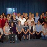 Delegates @ the DAFF funded workshop in Hervey Bay 2009 to recognise Training needs for WINSC & priority issues of the seafood industry.