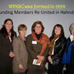 WINSC Was Formed in 1998 - Founding Members Re-Unite in Hahndorf